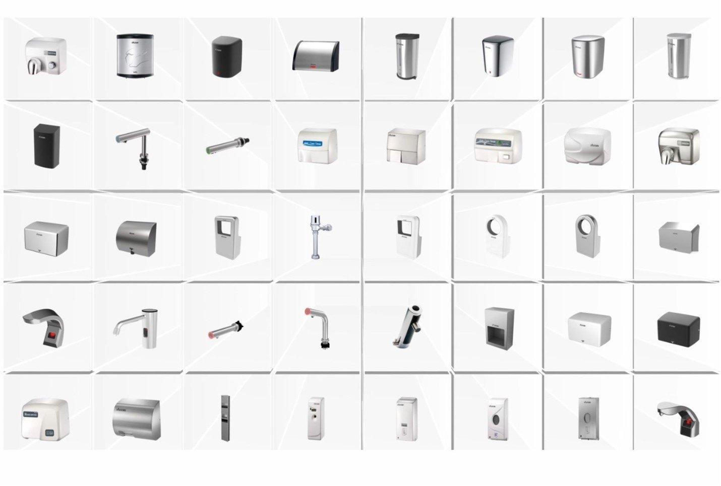 和光衛浴產品群